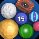 Merge Bomb 2048 : Ball Shooting Game