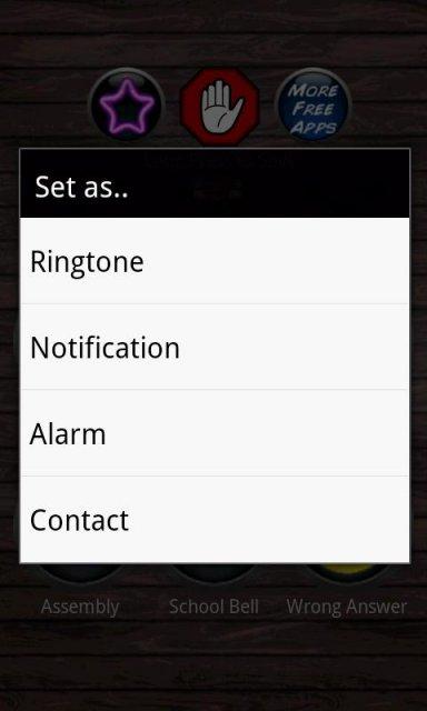how to change your alarm ringtone