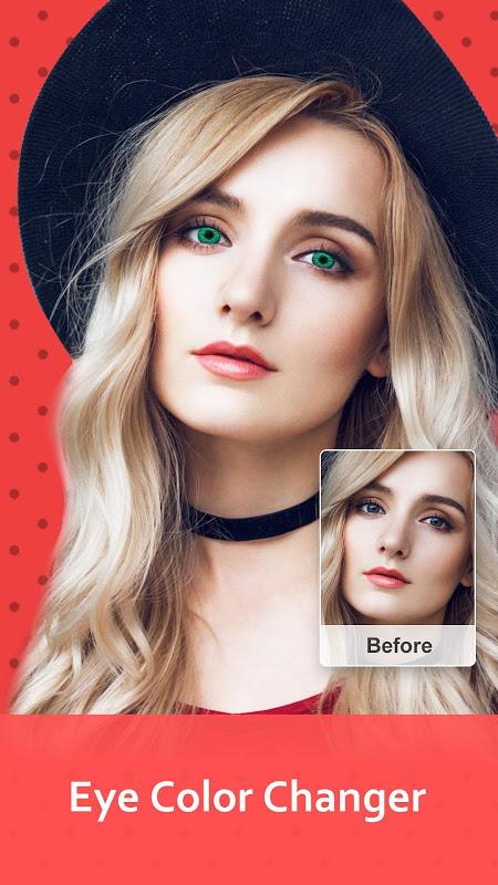 Z Camera - Photo Editor, Beauty Selfie, Collage screenshot 1