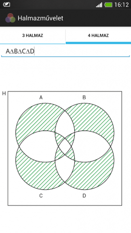 Set Operations Venn Diagram 101 Download Apk For Android Aptoide