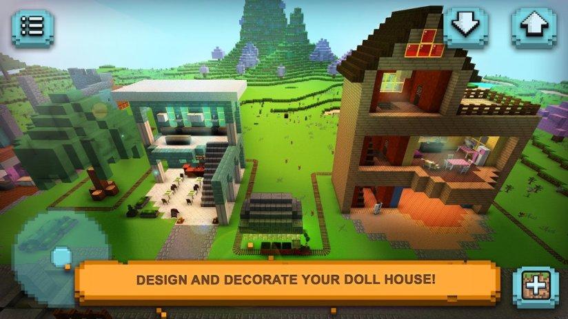 Dollhouse Craft 2 Girls Design Decoration 1 36 Download Apk For
