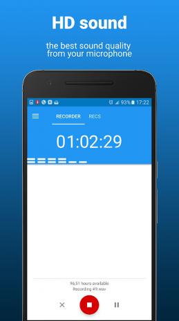 AudioRec Pro - Voice Recorder 5 3 2 Pro Download APK for