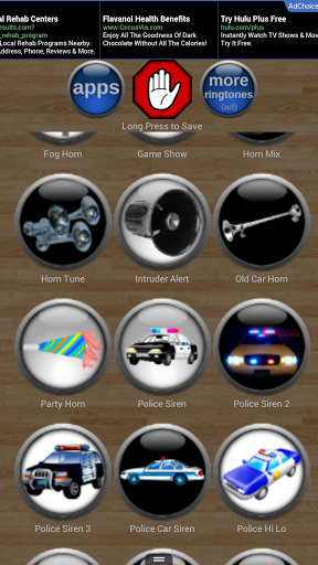 Loud Ringtones Screenshot