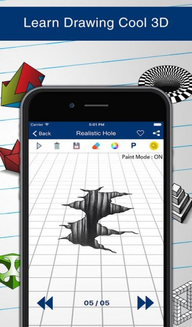 How To Draw 3d Download Apk For Android Aptoide