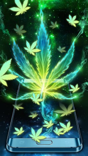 Neon Smoke Weed Live Wallpaper 1 2 2 Download Android Apk Aptoide