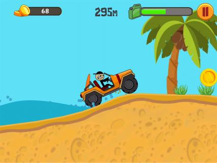 Stickman Surfer screenshot 8