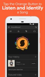 SoundHound ∞ Music Search screenshot 8