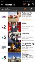 TV d'Orange, live-replay-vod Screen