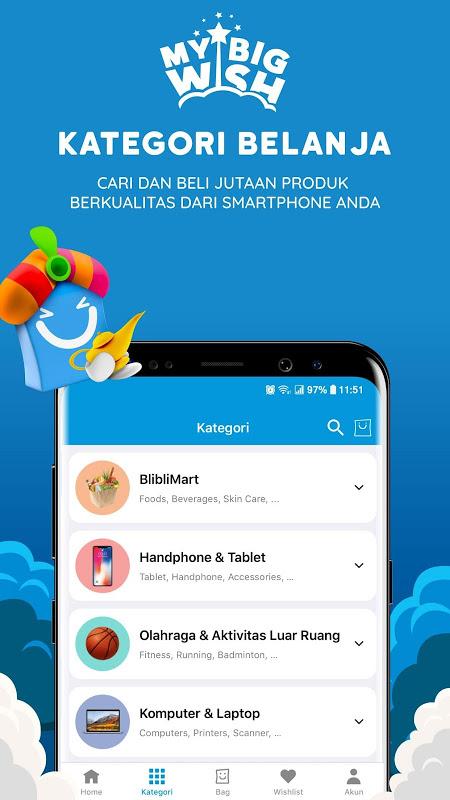 Blibli.com Belanja Online Shop ala Mall screenshot 8