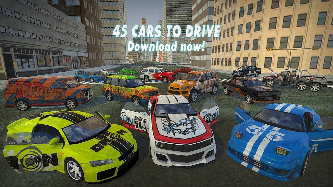 Car Driving Simulator 2018: Ultimate Drift screenshot 1