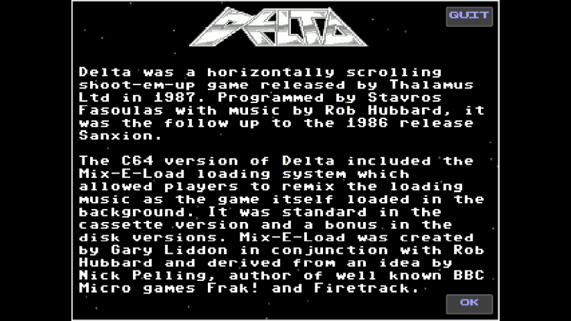 C64 Delta Mix-E-Load Remake 1 5 Download APK for Android - Aptoide