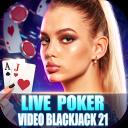 Livepoker - Video Blackjack 21