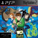 Ben 10 : Alien Force PSP