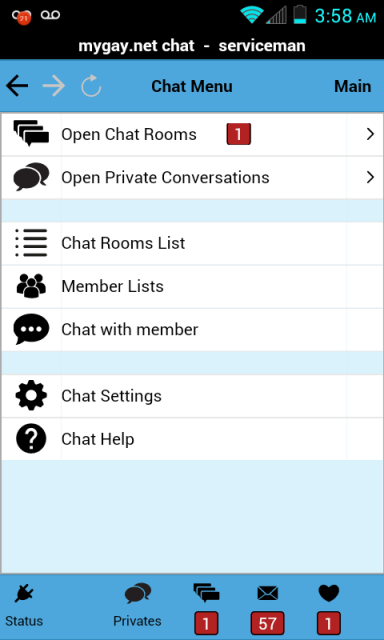 gay chat rooms apps