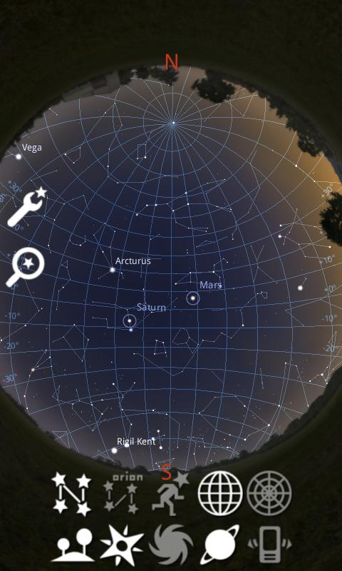 stellarium pour android