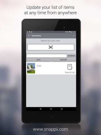 The Home Inventory App 1 0 34 Download APK for Android - Aptoide