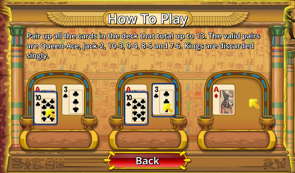 Egypt Pyramid Solitaire | Download APK for Android - Aptoide