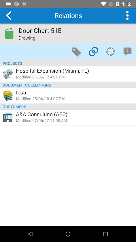 M-Files screenshot 2