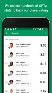 FotMob Pro - Live Football Scores 105 0 6934 20190819