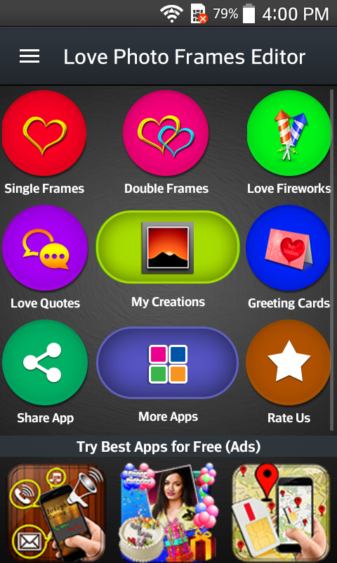 love photo frames editor apk for android aptoide