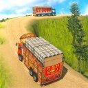indiano carico camion autista simulatore