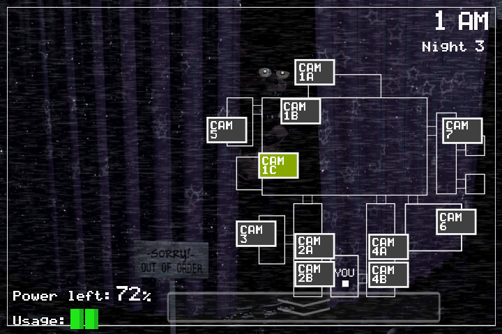 Five Nights at Freddy's screenshot 3