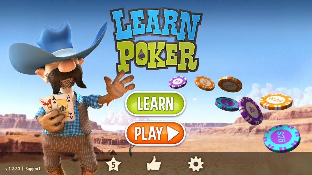 learn to play video poker app