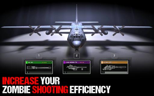 Zombie Gunship Survival screenshot 13