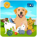 Find Them All: Cats, Dogs and Pets for Kids