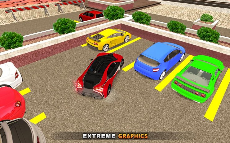 Fantasy Car Parking Game 2017 1.0 Download APK for Android - Aptoide