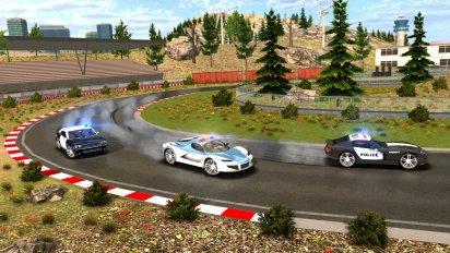 Police Drift Car Driving Simulator v 1.1 (Mod Money) 3
