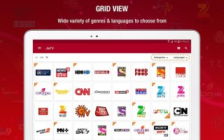 JioTV – News, Movies, Entertainment, LIVE TV Screen