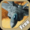 Flight Simulator - F22 Fighter Desert Storm