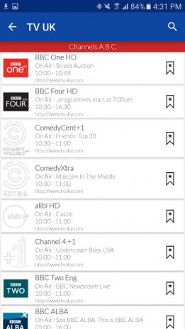 bbc one hd live