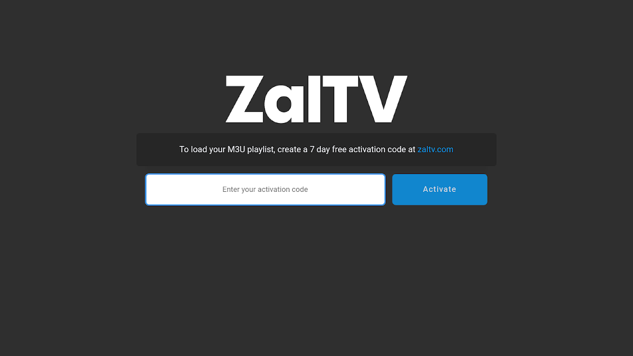 ZalTV Player 1.2.5 Descargar APK Android | Aptoide