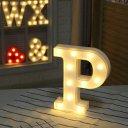 Alphabet Letter Decoration