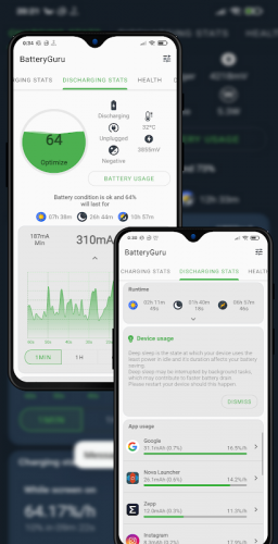 Battery Guru - Battery Monitor - Battery Saver screenshot 5