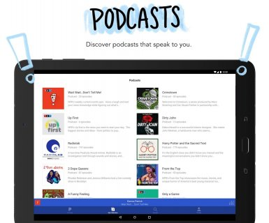 Pandora - Streaming Music, Radio & Podcasts screenshot 11
