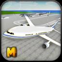 Flugzeug Flugsimulator 3D