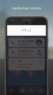 Android Auto - Maps, Media, Messaging & Voice screenshot 6