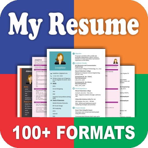free cv maker resume builder app 6 4 download apk para