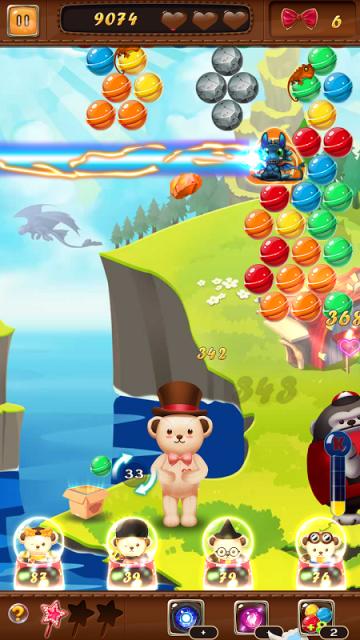 bubble shooter download free for mobile