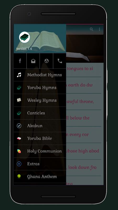 Methodist Church Nigeria Hymn Book
