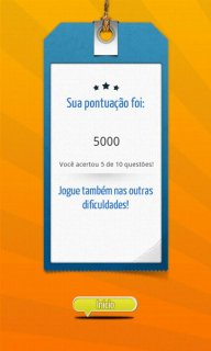 Naruto Quiz - Português screenshot 2
