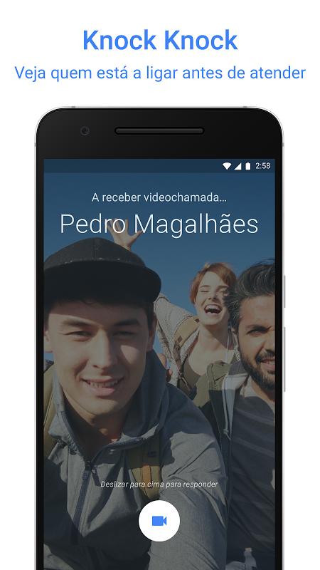 Google Duo - Videochamadas de Alta Qualidade screenshot 2