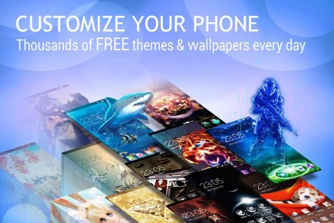 U Launcher Lite – FREE Live Cool Themes, Hide Apps 1 2 9 Download