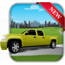 Truck Jumper Icon