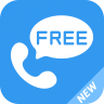 WhatsCall - Free Global Phone Call & Text + Free Phone Number Icon