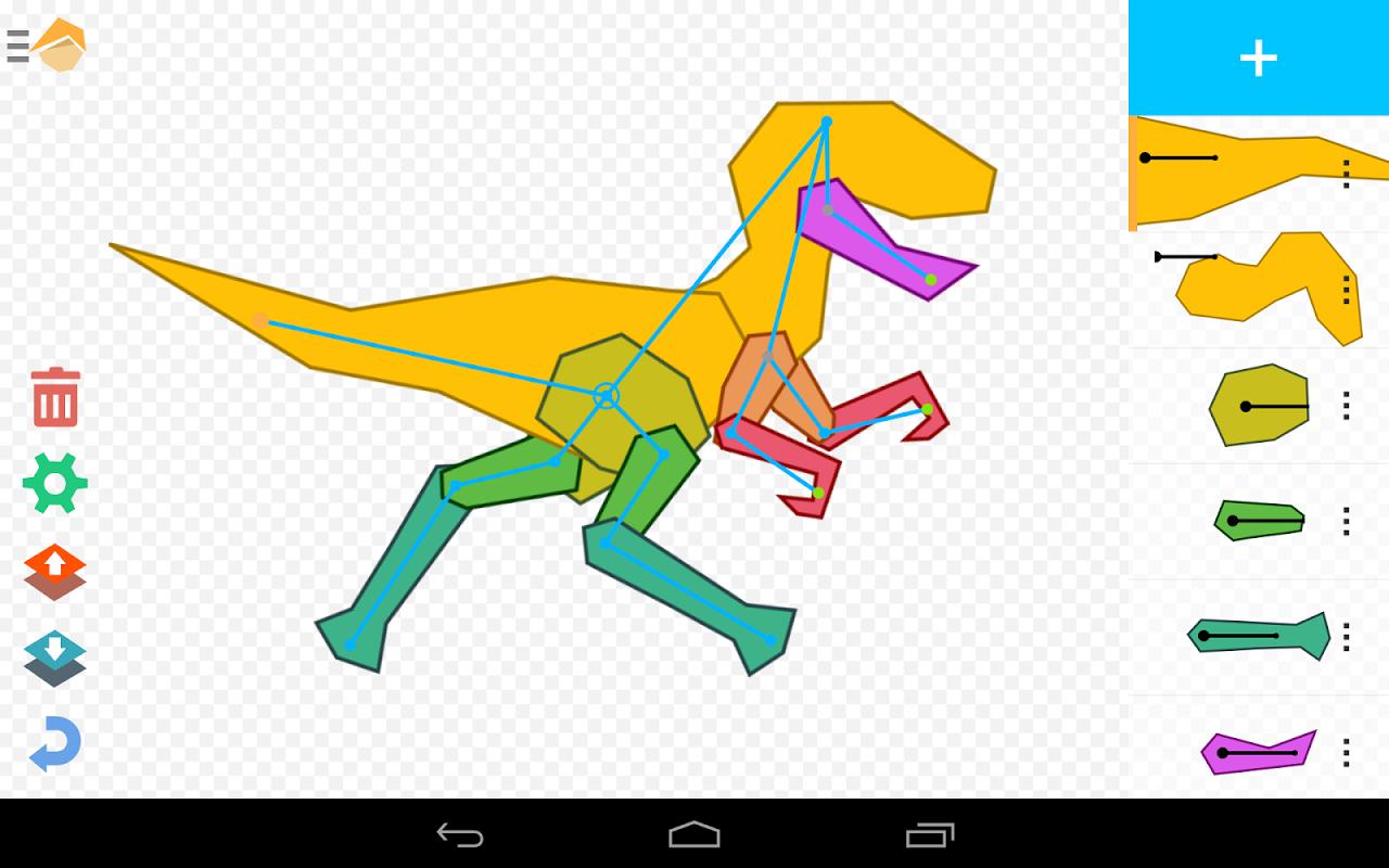 Criando Desenhos Animados screenshot 1
