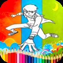 Coloring Ben 10 Games